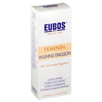 Eubos Feminin Wasemulsie 200 ml