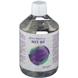 MCT oil 500 ml