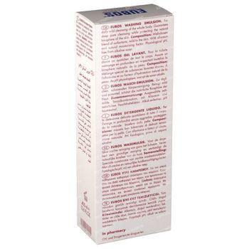 Eubos Vloeibare Was Emulsie (Rood) 400 ml