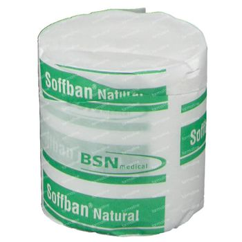 Soffban Natural Ouate 5cm x 2.7m 1 st