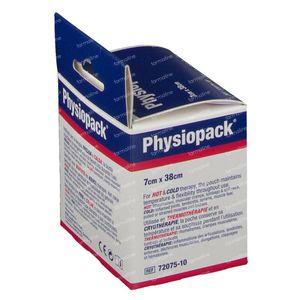 Physiopack Coldhot Pack 7 x 38cm 7207510 1 pièce