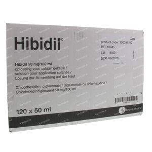Hibidil 6000 ml flacons
