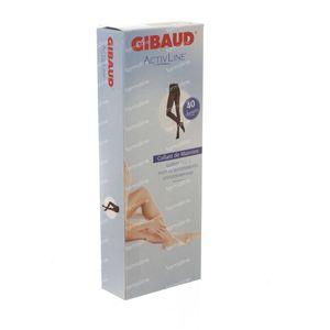 Gibaud Activline Panty A/Fatigue. 40d Hazelnut Size 3 1 item