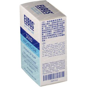 EUBOS Wastablet (Blauw) 125 g