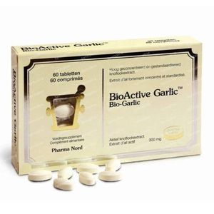 Pharma Nord BioActive Ail 60 comprimés