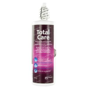Total Care Décontamination Lentilles 120 ml