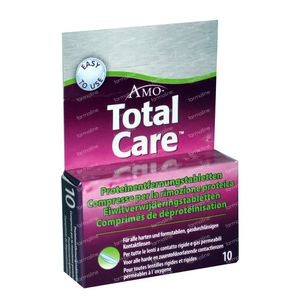 Total Care 10 compresse