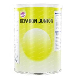 Heparon Junior 400 g Polvere