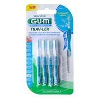 GUM Trav-Ler 1,6mm 4 stuks