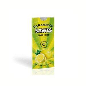 Sawes Bonbon Citron Sans Sucre 22 g