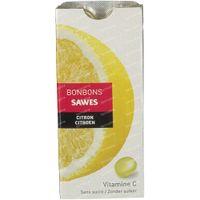 Sawes Bonbon Zitrone Zuckerfrei 22 g