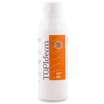 Topiderm Hot Gel 250 ml