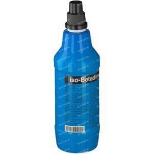 Iso-Betadine Gyneocologie 10% 500 ml