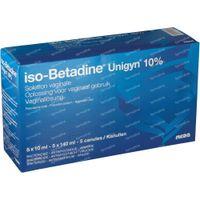 iso-Betadine Unigyn 10% 50 ml