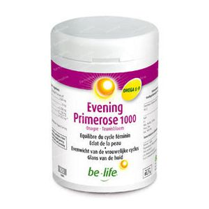 Be Life Evening Primrose 1000 60 St capsule