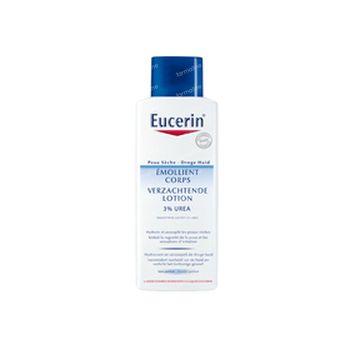 Eucerin Emollient Corps 3% Urée 250 ml