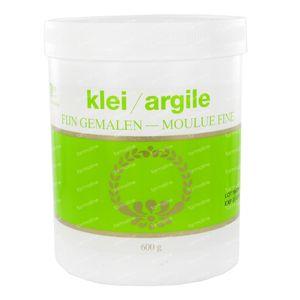 Argile Verte 600 g poudre