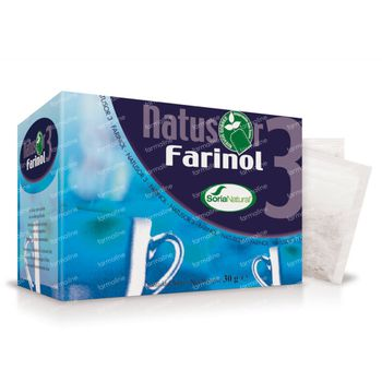 Soria Natural Natusor 3 Farinol Tea 20 zakjes