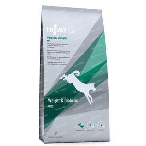 Trovet WRD Weight & Diabetic Chien 3 kg