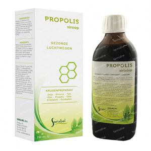 Propolis hoestsiroop 150 ml