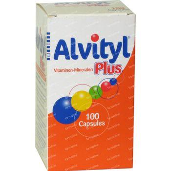 Alvityl Plus 100 capsules