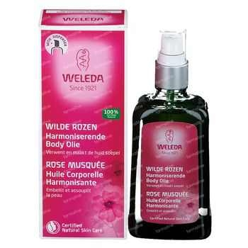 Weleda Wilde Rozen Olie 100 ml