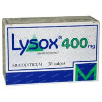 Lysox 400mg 30  zakjes