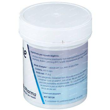 Deba Pharma Biotine 300mcg 100 capsules