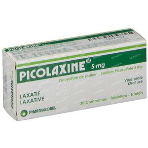 Picolaxine 30 comprimés