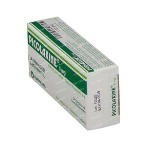 Picolaxine 30 tabletten