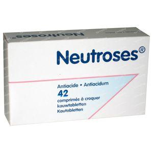 Neutroses 42 St tabletten