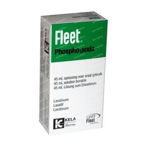 Fleet Phospho Soda Oplossing 45 ml