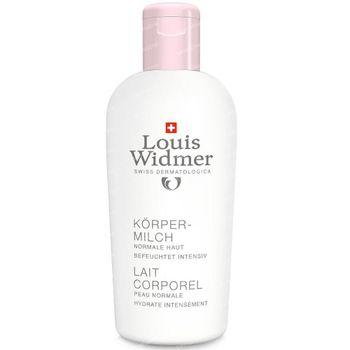 Louis Widmer Lait Corporel (Légèrement parfumé) 200 ml