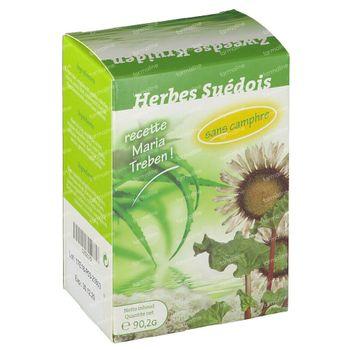 Pharmaflore Herbes Suédoises Sans Camphre* 90,20 g