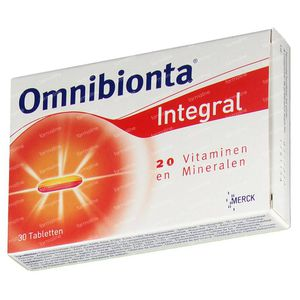 Omnibionta Integral 30 tablets