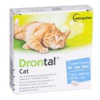 Drontal® Cat 2  tabletten