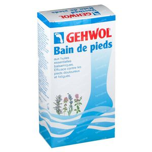 Gehwol Bain De Pieds 400 g