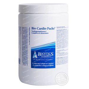 Biotics Bio-Cardio Bustine 31 stuks Bustine