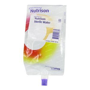Nutrison Pack Steriel Water 1 l
