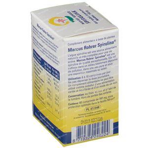 Marcus Rohrer Spirulina 300Mg 60 tabletten