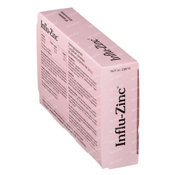 Pharma Nord Influ-Zinc 90 comprimés à sucer