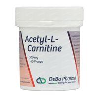 Deba Acetyl-L-Carnitine 60  capsules