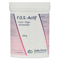 Deba F.O.S. Actief 250 g