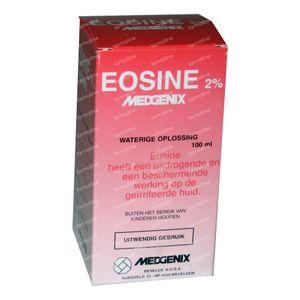 Eosine 2% Medgenix 100 ml