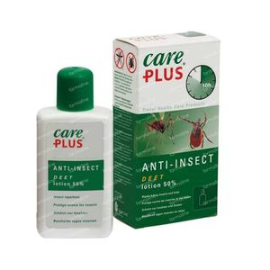 Care Plus Deet Anti-Insekt Lotion 50% 50 ml