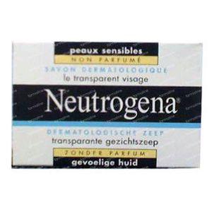 Neutrogena Zeep Gevoelige Huid (Zonder Parfum) 100 g