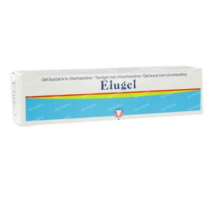 Elugel Tooth gel 40 ml