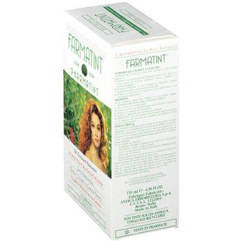 Farmatint Blond Couleur Cuivre 7R 120 ml