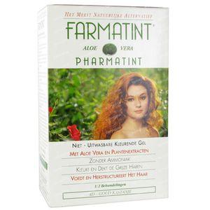Farmatint Chestnut Gold 4D 120 ml