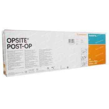 Opsite Post-Op 35 x 10cm 66000716 20 pièces